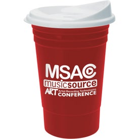 Party Cup with Your Slogan