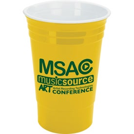 Party Cup with Your Logo