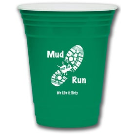 Advertising Party Cup