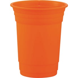Imprinted Party Stadium Cup