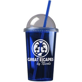 Patriot Cup with Dome Lid (20 Oz.)