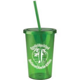 Advertising Patriot Travel Tumbler