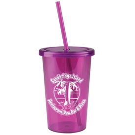 Promotional Patriot Travel Tumbler