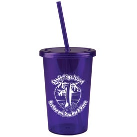 Patriot Travel Tumbler for Advertising