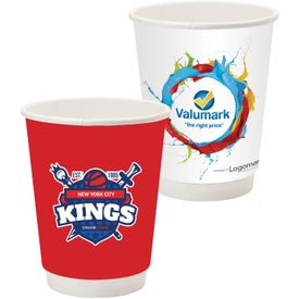 Perka Double Wall Paper Cup (12 Oz.)