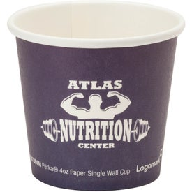 Perka Single Wall Espresso Cup (4 Oz.)