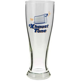 Pilsner Glass Clear