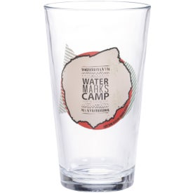 "Pint Glass (16 Oz., 5.75"")"