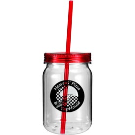 Plastic Mason Jar for Marketing
