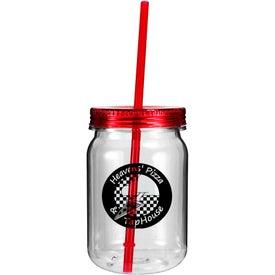 Plastic Mason Jar for Marketing