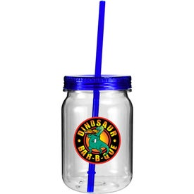Plastic Mason Jar for Your Company