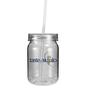 Plastic Mason Jar for Your Organization