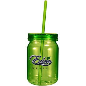 Plastic Mason Jar for Your Organization