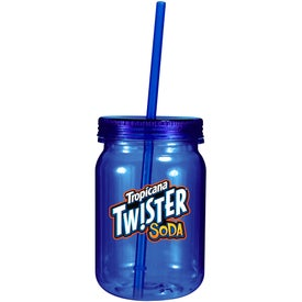 Plastic Mason Jar for Your Company
