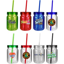 Plastic Mason Jar Giveaways