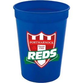 Plastic Stadium Cup for Your Organization