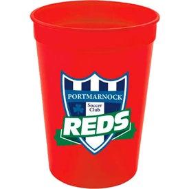 Custom Personalized Stadium Cups