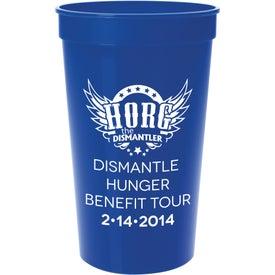 Plastic Stadium Cup for Marketing