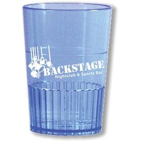Polystyrene Plastic Shot Glass (1.5 Oz.)