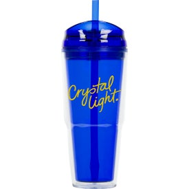 Printed Quench Double Wall Acrylic Tumbler