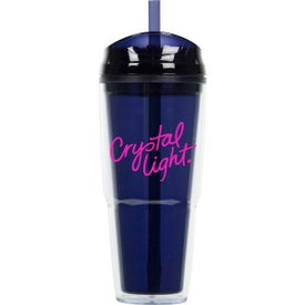 Promotional Quench Double Wall Acrylic Tumbler
