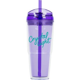 Quench Double Wall Acrylic Tumbler for Your Church