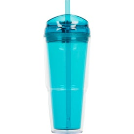 Quench Double Wall Acrylic Tumbler for Advertising