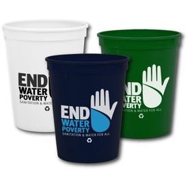 Recycled Stadium Cup (16 Oz.)
