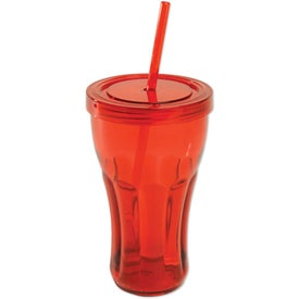 Retro Tumblers Branded with Your Logo