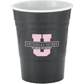 Promotional Reusable Plastic Party Cup
