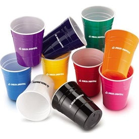Reusable Plastic Party Cups (16 Oz.)