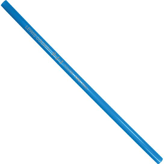 Blue Reusable Standard Straw