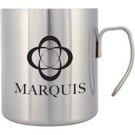 Rolla Stainless Steel Mug (12 Oz.)