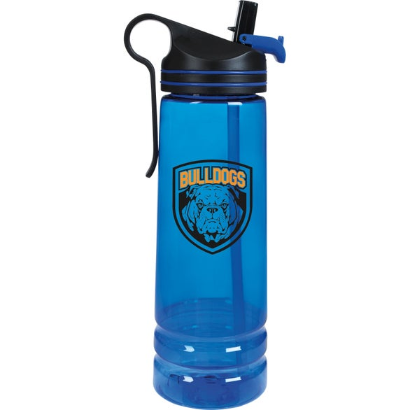 Blue Roz Sport Bottle