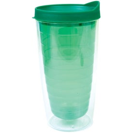 Double Wall Saturn Tumbler Printed with Your Logo