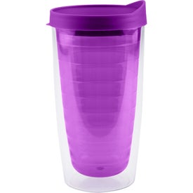 Promotional Double Wall Saturn Tumbler