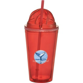 Sedici Cream Tumbler Branded with Your Logo
