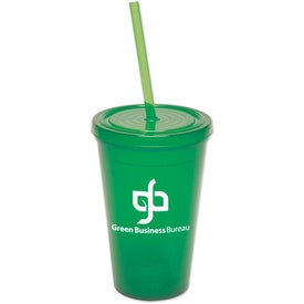 Semi-Pro Tumbler for Advertising