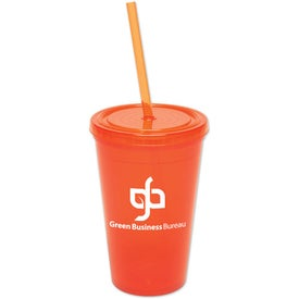 Semi-Pro Tumbler Printed with Your Logo