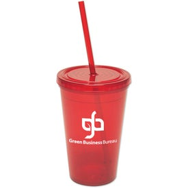 Advertising Semi-Pro Tumbler