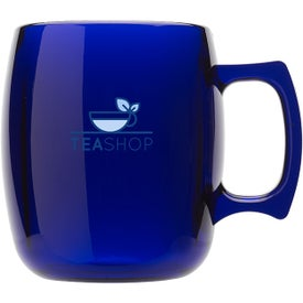 Sephardi Translucent Plastic Mug (10 Oz.)
