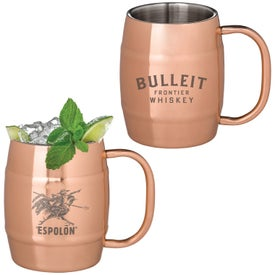 Sherpani Copper Plated Moscow Mule Mug (14 Oz.)