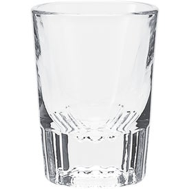 Clear Shot Glass (2 Oz.)