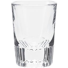 Clear Shot Glass (2 Oz.)