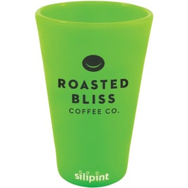 Personalized Silipint Silicone Tumbler