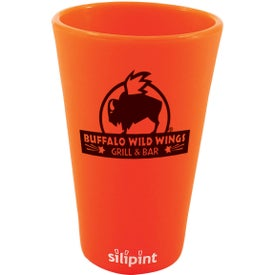 Printed Silipint Silicone Tumbler