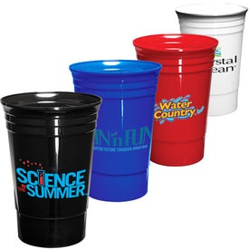 Single Wall Everlasting Party Cup for Promotion