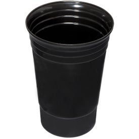 Single Wall Everlasting Party Cup Imprinted with Your Logo