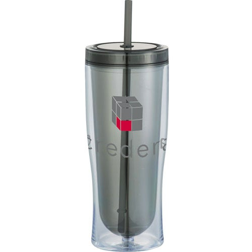 Black Sipper Tumbler