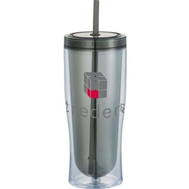 Sipper Tumbler with Your Slogan